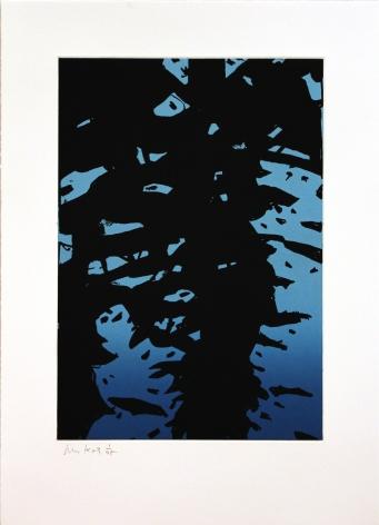 Alex Katz Reflection I, 2010