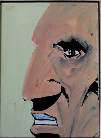 Marc, 1969 oil on canvas