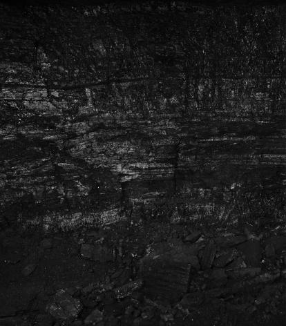 Coal Seam, Bergwerk Prosper-Haniel #1, 2013
