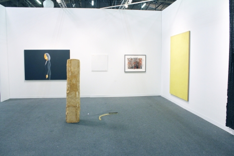 Installation of The Armory Show, Booth 709, Pier 94, March 5 - 8, 2015