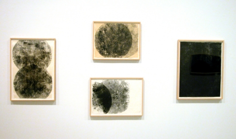 Installation ofNimbus, March 20– May 10, 2008