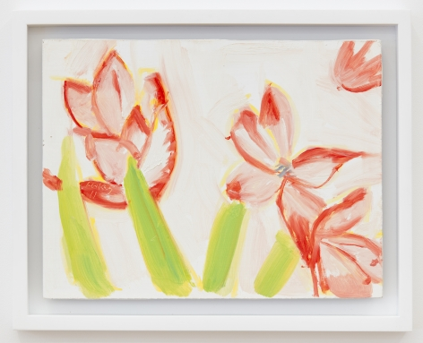 Alex Katz Flowers