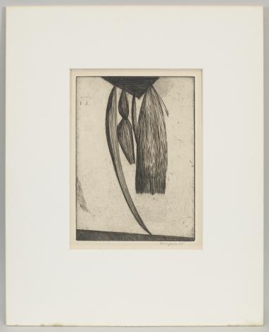 Hanging Weeds, 1947