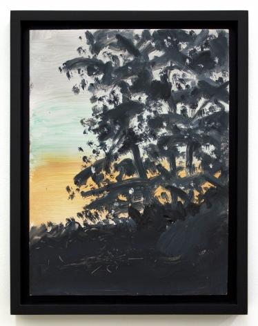 Alex Katz Sunset