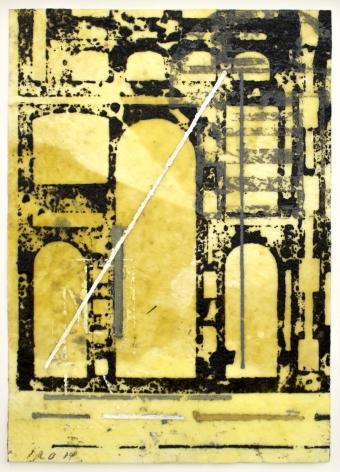 David Rabinowitch Untitled (Périgord Construction of Vision), 2014