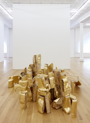 I Think It Goes Like This (Gold), 2019