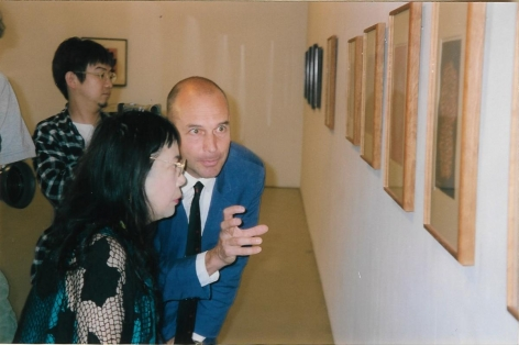 Yayoi Kusama, Peter Blum Gallery, Peter Blum