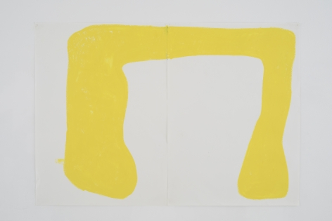 Spring (Yellow), 2019
