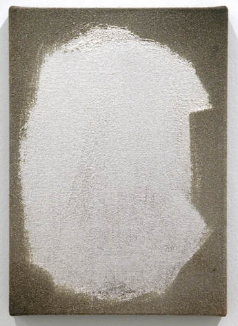 Jacob Kassay Untitled, 2010