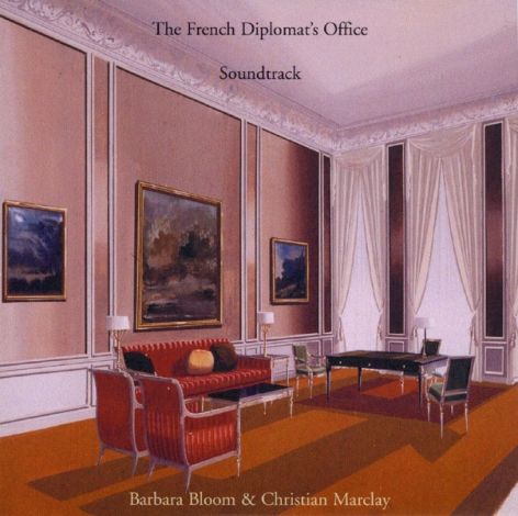 Barbara Bloom and Christian Marclay: The French Diplomat's Office, 1999