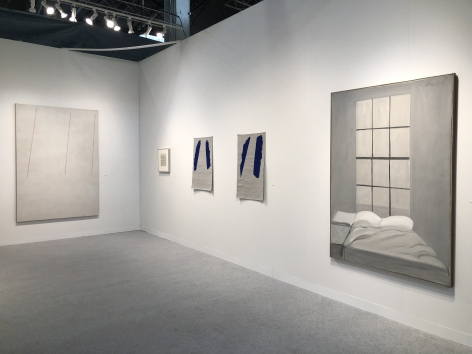 Installation of The Armory Show, Booth 610, Pier 94, March 6 – March 10, 2019