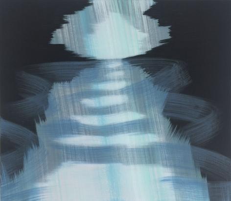 Untitled, 2020 Egg tempera on linen
