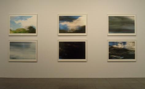 Kimsooja A Wind Woman Exhibition Peter Blum Gallery Chelsea 2006 2007