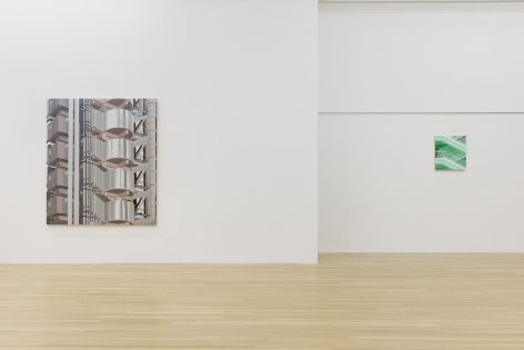 Installation ofSystematic Anarchy, January 23 – March 15, 2014