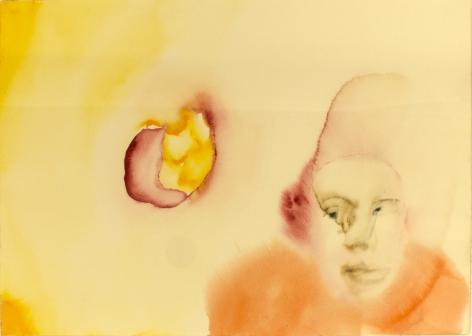 Francesco Clemente Scorticato (5/ 14 Portraits), 1981-2