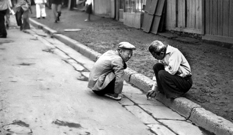 Chris Marker, Koreans, 1950s