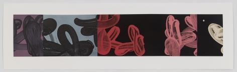 David Reed Untitled (LP 41), 2001