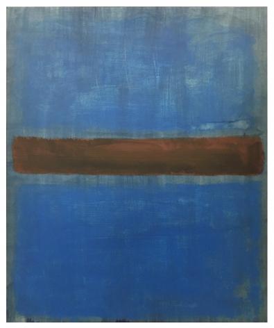 Mark Rothko Untitled, 1969