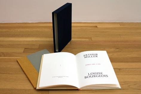 Arthur Miller, Louise Bourgeois: Homely Girl, A Life,1992,