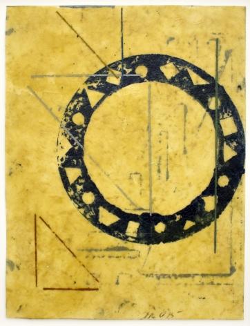 David Rabinowitch Untitled (Périgord Construction of Vision), 2015