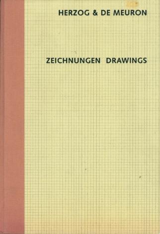 Herzog & de Meuron: Zeichnungen Drawings,1997