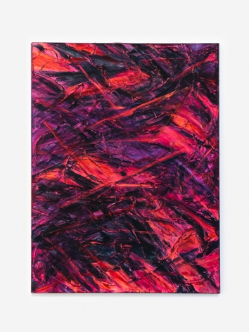 Sheila Isham 483 Cosmic Earth (Burst Series VIII), 2011