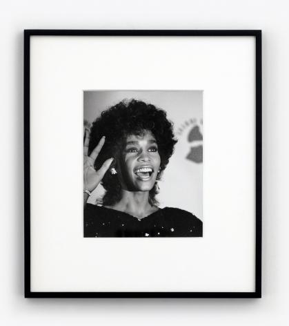 Ron Galella Whitney Houston, 1987
