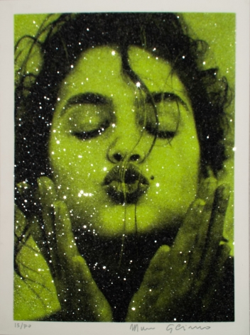 Marco Glaviano Kiss - Cindy Crawford, 2007