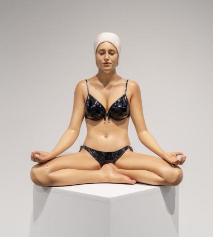 Carole Feuerman Miniature Balance