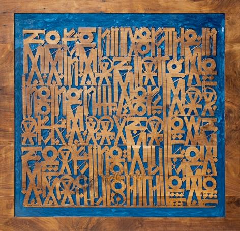 Retna Untitled, Circa 2000