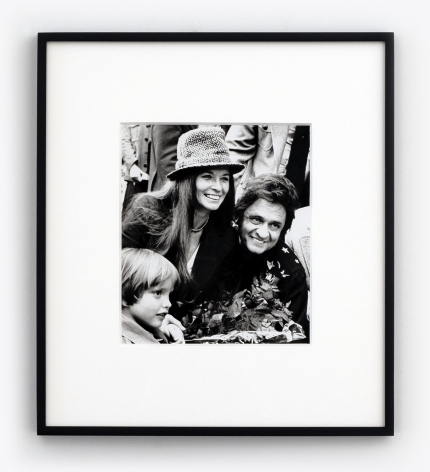 Ron Galella Johnny Cash & June Carter, 1976
