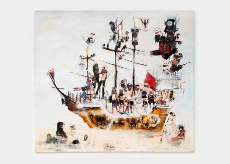 Kinki Texas A Badly Crewed Ship, 2018