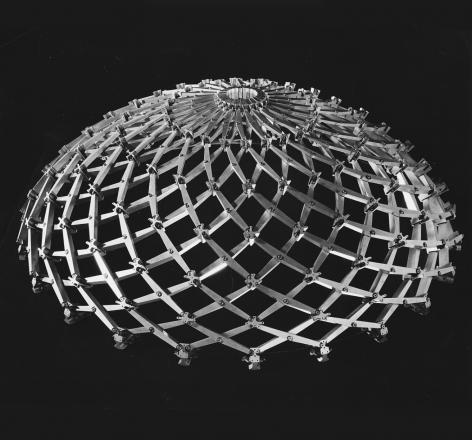 Chuck Hoberman Iris Dome, 1994