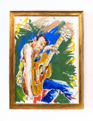 Ronnie Wood Blues Man, 2012
