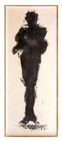 RichardHambleton Print of 'Nightlife' Standing Shadow in cased box 39 of 50, 1985, 2020