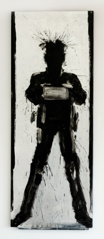 Richard Hambleton Standing Shadow Man, 2009