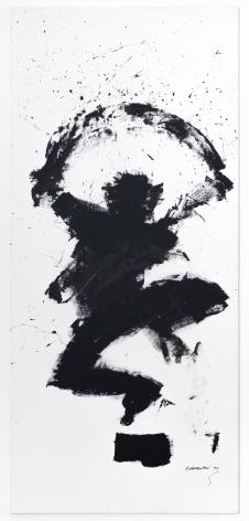 Richard Hambleton Jumping Shadow, 1997