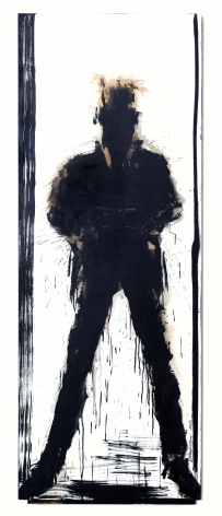 Richard Hambleton Standing Shadowman, 2010