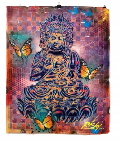 Risk Untitled Buddha 4