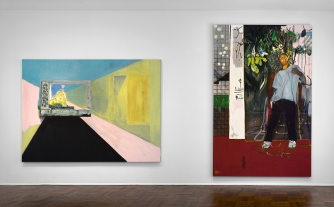 Peter Doig, New York, 2015, Installation Image 4