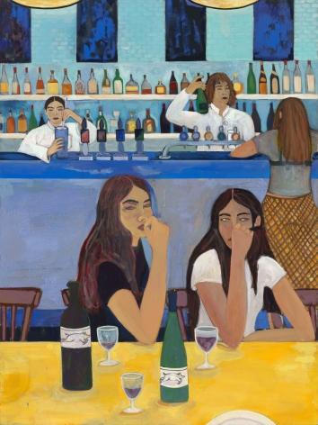 "Simone Kennedy Doig, ""Sundays at Smithfield"", 2021"
