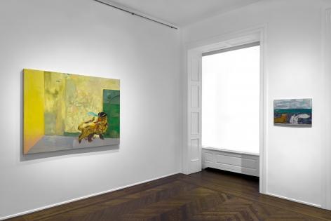 Peter Doig, New York, 2015, Installation Image 13