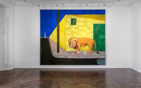 PETER DOIG Paintings 6 September through 16 November 2019 MAYFAIR, LONDON, Installation View 10