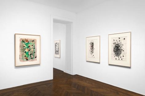 Georg Baselitz, 1977-1992, New York, 2017-2018, Installation Image 7
