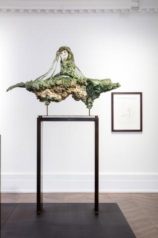 Enrico David, London, 2017, Installation Image 7