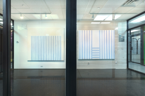 Raphaela Simon, Karo, Tramps and Michael Werner Gallery, 2017-2018, Installation Image 3