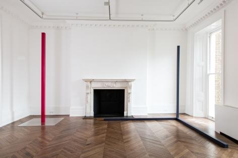 GIANNI PIACENTINO, WORKS 1965-2006, London, 2015, Installation Image 10