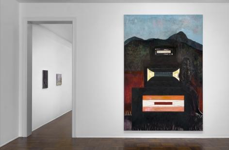 Peter Doig, New York, 2015, Installation Image 1