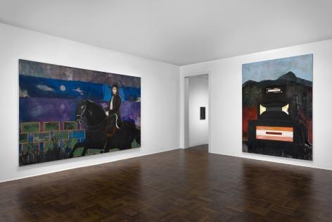 Peter Doig, New York, 2015, Installation Image 9