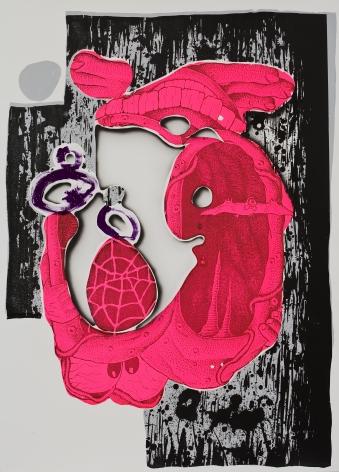 """Cosmic Knot #3"", 2009"